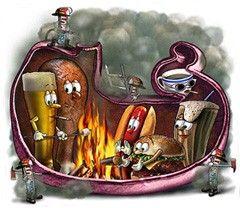 продукты вызывающие изжогу