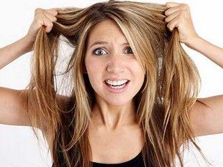очень сильное выпадение волос у женщин