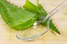 Сок из листьев алое