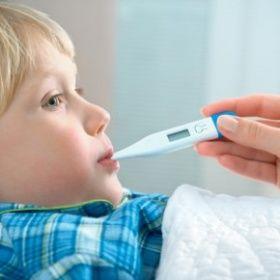Температура как лечить в домашних условиях быстро 494