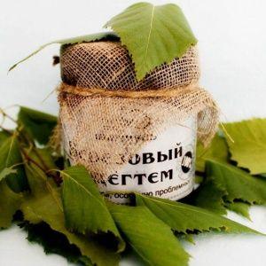 чай из березовой коры