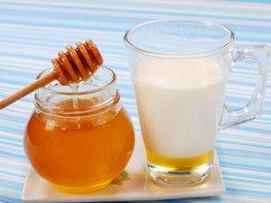 Рецепт молоко с медом