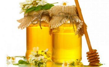 Мед из первых цветов