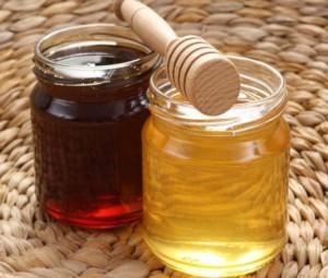 Темный и светлый мед