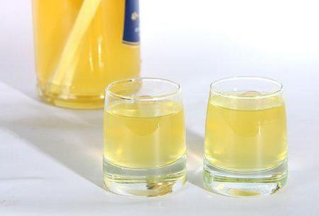 рецепт водки с хреном и медом