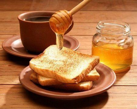 Правила поедания меда