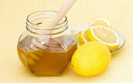 Лимоны с медом