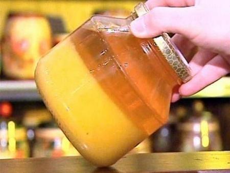 Перегретый мед
