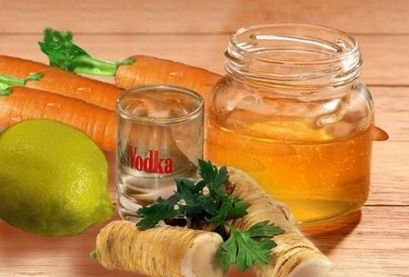 Лимон хрен мед для похудения
