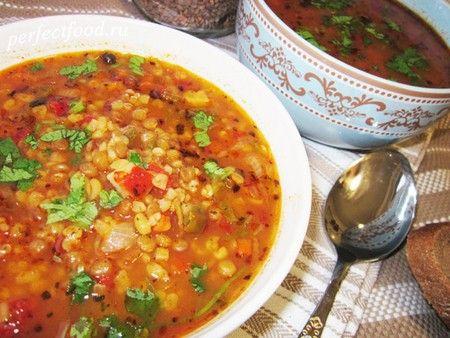 Турецкий суп