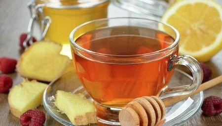 Такой чай полезен для желудка