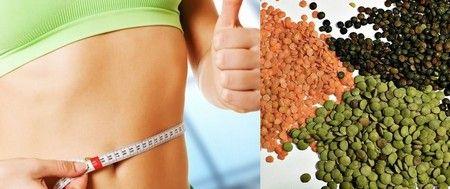 Как чечевица помогает в похудении?