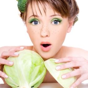Диетический овощ
