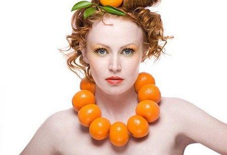 Мандарин в косметологии