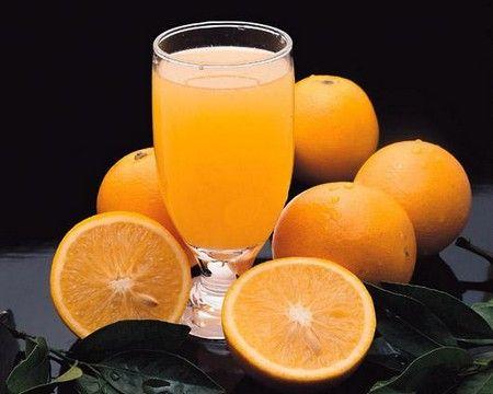 Цитрусовый напиток