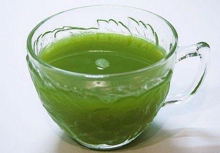 Напиток из капусты
