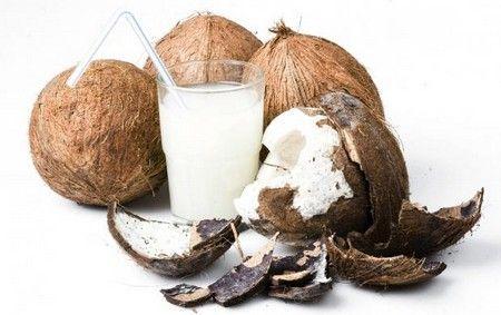 Молоко кокоса