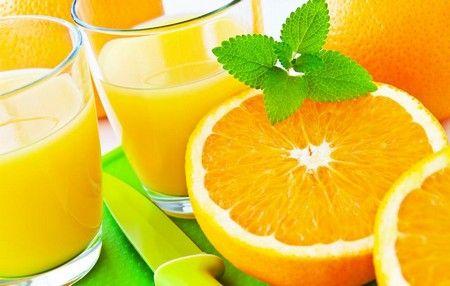 Апельсиновый сок: польза и вред