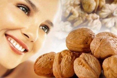Орех полезен для здоровья