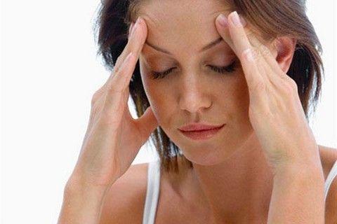 Стресс, усталость, головная боль