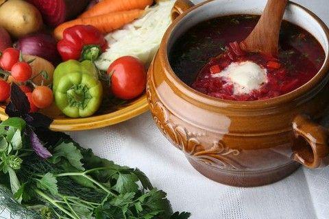 борщ рецепт классический с фото на зиму
