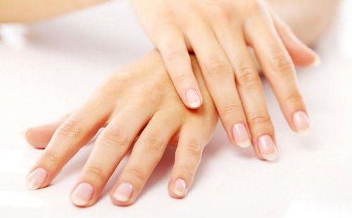 Крепкие ногти
