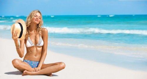Солнце и соленая вода могут пагубно сказаться на коже
