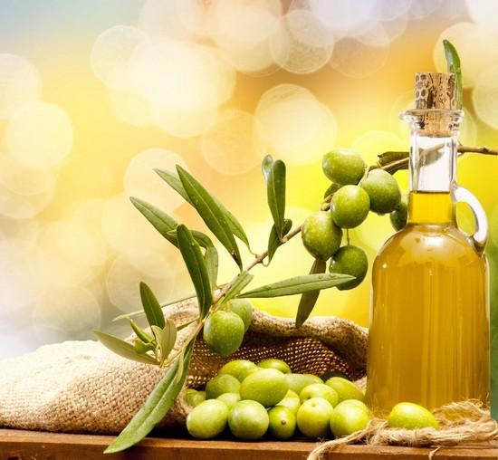 Оливковое масло - натуральный полезный продукт