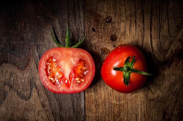 Разгрузочный день на помидорах