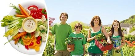 Здоровое питание - основа долгой жизни