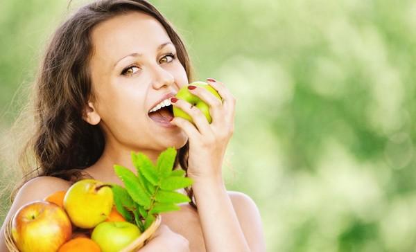 Вкусные и полезные фрукты