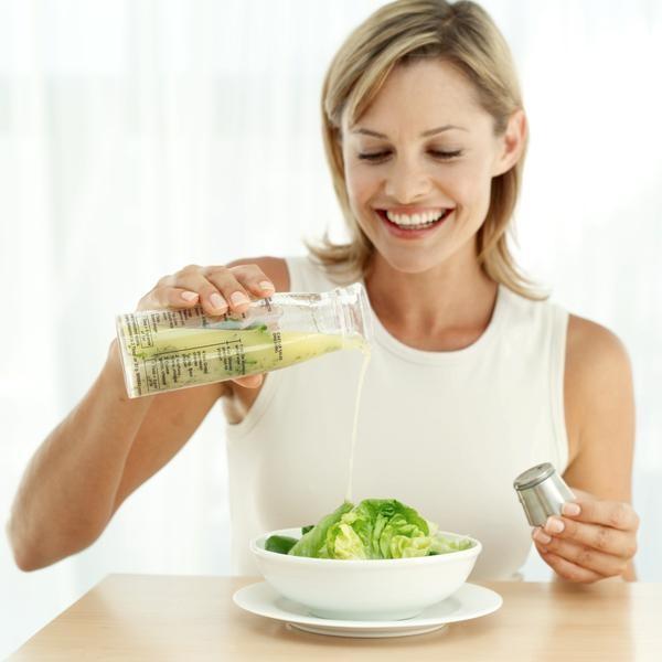Полезная добавка к салату