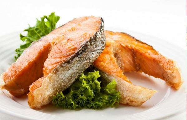 Рыба - диетический продукт