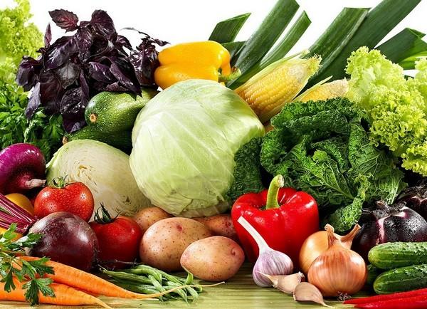 Разгрузочный день на овощах
