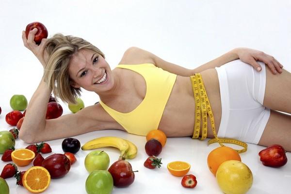 Фрукты - витамины и стройность
