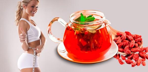 Диетический чай