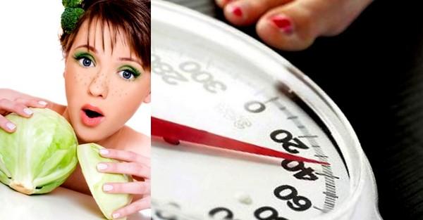 Капуста поможет согнать лишний вес