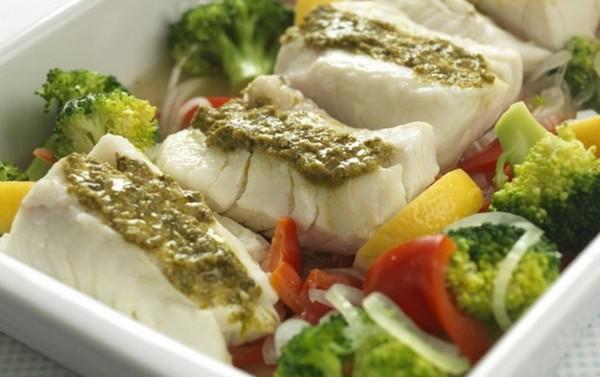 Соус к блюдам из рыбы