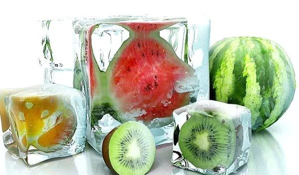 Лед для лица рецепты в домашних условиях