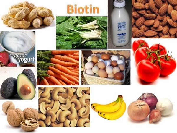 Биотин это какой витамин