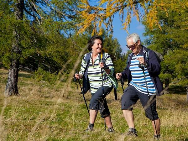 В пожилом возрасте важно сохранять активность