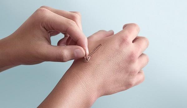 Хитозан способствует регенерации кожи