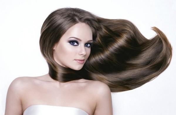 Волосы - украшение женщины