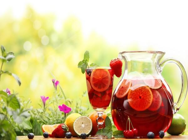 Напиток из фруктов