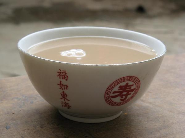 рецепт ногайского чая с молоком