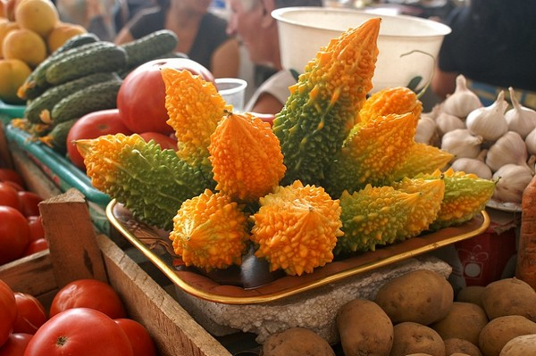 Экзотический плод можно встретить на российском рынке