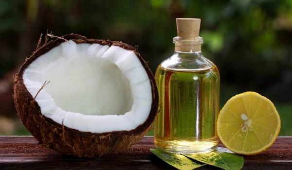 Кокос, его масло и лимон