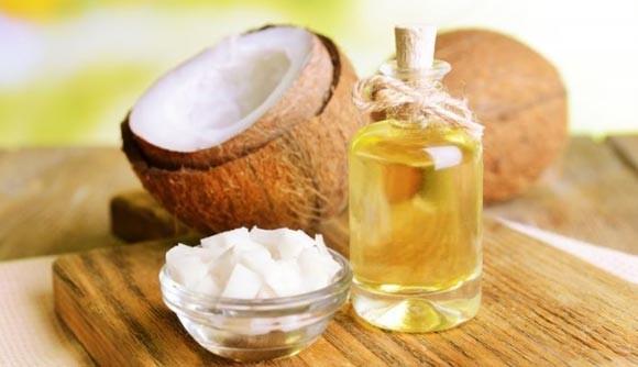 Очищенное масло кокоса