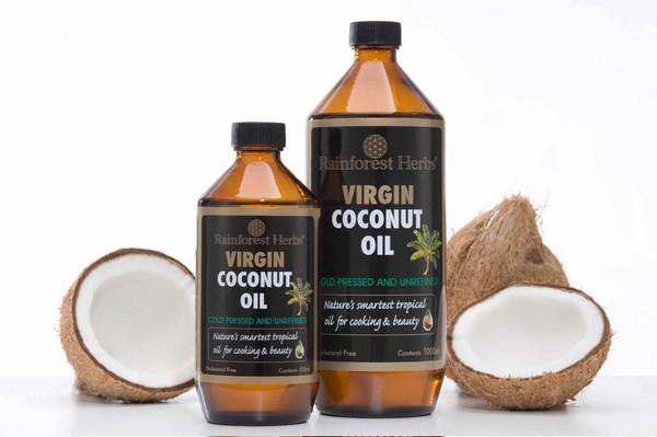 Покупное масло кокоса