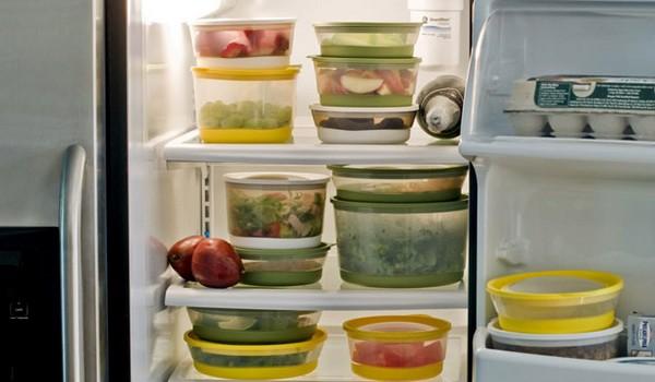 Хранение гречки в холодильнике